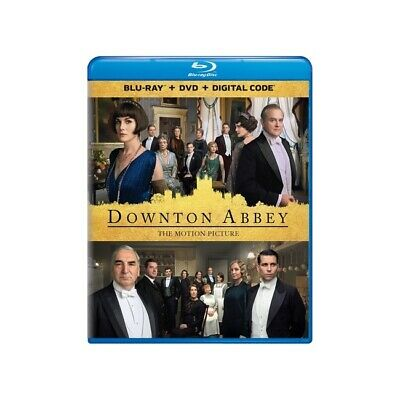 Uni Dist Corp Mca Br62209648 Downton Abbey (2019) (Blu-Ray/Dvd/Digital)