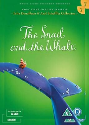 The Snail and the Whale by Julia Donaldson Children & Family DVD Animation 2019