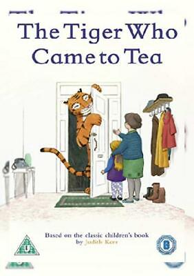 The Tiger Who Came to Tea by Judith Kerr Children & Family DVD Cartoon 2019