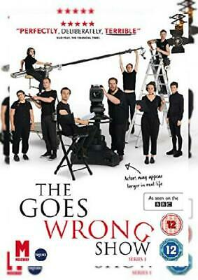 The Goes Wrong Show by Martin Dennis (Director) DVD Video Movie Film 2020
