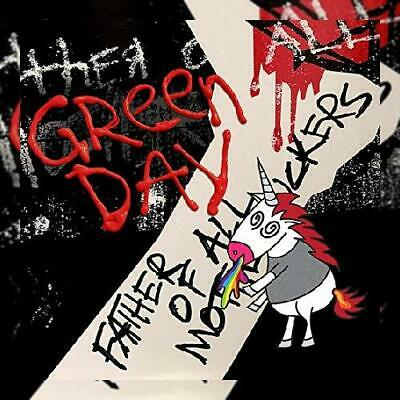 GREEN DAY FATHER OF ALL... CD ALBUM (New Release February 7th 2020)