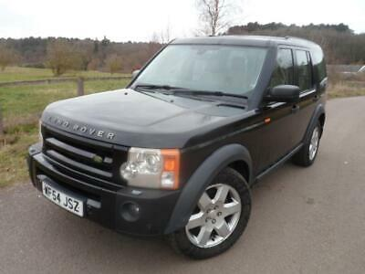 Land Rover Discovery 3 2.7TD V6 HSE Station Wagon 5d 2720cc auto 2005 discovery