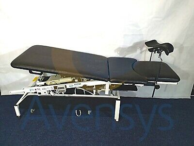 Akron 3 section electric gynaecology couch