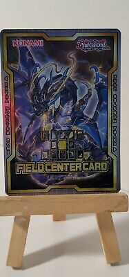 Custom Orica Yugioh Field Center The Winged Dragon Of Ra CT13 GB1 HOLOGRAPHIC