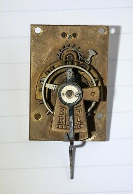 Good Working Antique Lever Escapement Platform For Carriage Clock Or Similar.