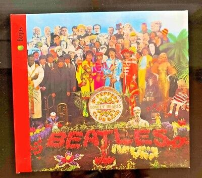 THE BEATLES - Sgt. Pepper's Lonely Hearts Club Band - CD