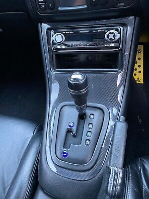 Mitsubishi Fto Gear Stereo/Radio Surround Interior Carbon Fibre