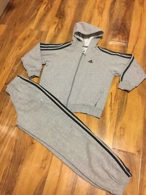Adidas Boys/Girls Tracksuit Aged 8-10 Years Old