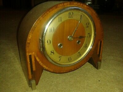 clock ART DECO 1920-30 working