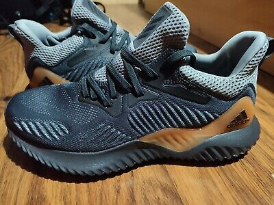 Adidas Mens Alphabounce Beyond Trainers Running Shoes Grey CG4762 UK 8.5
