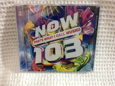 Now That's What I Call Music 103 CD Brand New. Sealed