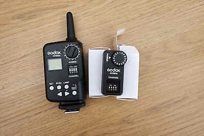 Godox FT16 Wireless Flash Trigger with 2 FTR16S Receivers 433MHz