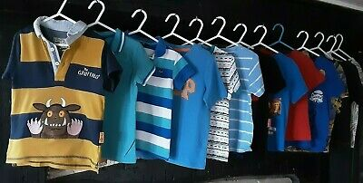 Boys Clothes Bundle 3-4 years Tops Tops Tops  Next, H&M , Gap & more