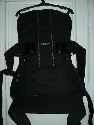 New BABYBJORN ,BABY CARRIER, One ,Black