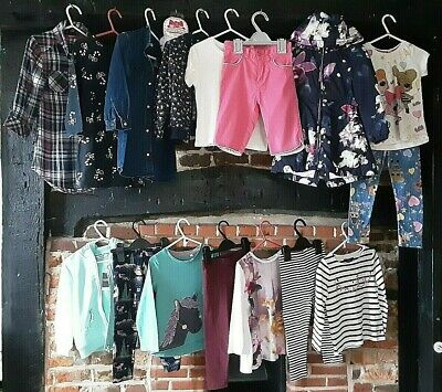 Girls Clothes Bundle 2-3 Years mix & match outfits Ted Baker Joules Next & more
