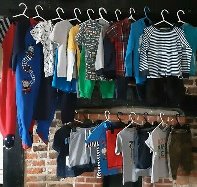 Boys Clothes Bundle 2-3 Years little bit of everything John Lewis, Next & more