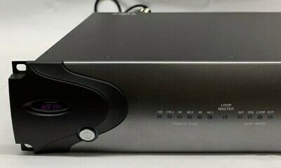 AVID PRO Tools HD Digidesign HD I/O 8 X 8 X 8 AUDIO INTERFACE Great Conditions