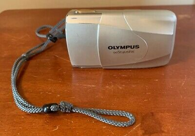Olympus Stylus Epic 35mm  1:2.8 Multi Weather Point And Shoot Camera