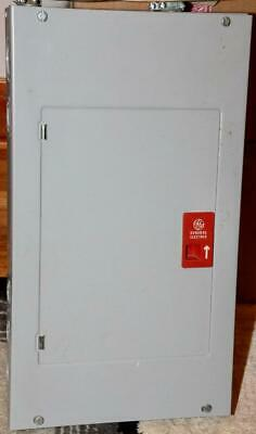 GE PowerMark Plus Indoor Load Center Circuit Breaker Panel TLM812