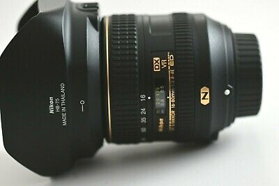 Nikon Nikkor AF-S 16-80mm 16-80 F/2.8-4E DX VR ED - Sharp and Fast!