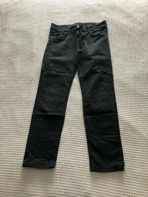 Boys black skinny stretch jeans H&M size 12-13 years. 158 Euro size