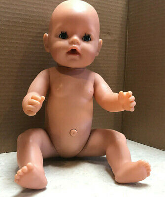 Baby Born Magic Eyes Zapf Creations doll blue sleeper eyes 1