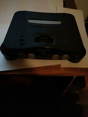 Nintendo N64 Console Works but As is / For Parts (READ DESCRIPTION)