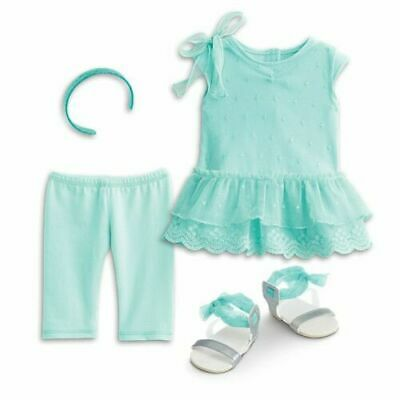 American Girl Doll Spring Breeze Dress Outfit NEW!!