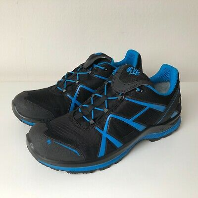 Haix® BLACK EAGLE Adventure 2.1 T low//blue-citrus 330032 UK 6.0-15.0 EU 39-51