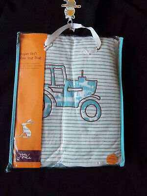 Baby Joules Sleeping Bag 0 - 6 months 2.5 tog tractor design