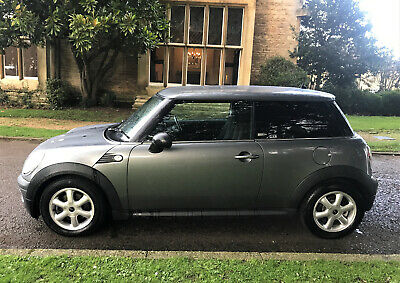 Lovely Mini One 1.4 Graphite 6 Speed Automatic 2009