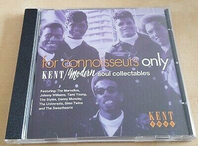 For Connoisseurs Only Vol.1 - Kent Northern Soul CD