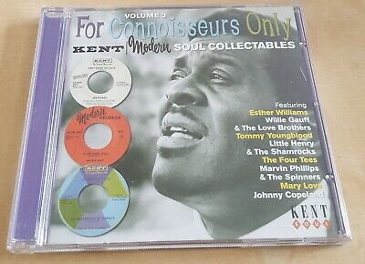For Connoisseurs Only Vol.3 - Kent Northern Soul CD
