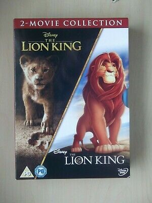 The Lion King - 2 Movie Collection.