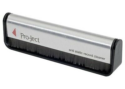 Project Brush-IT record cleaning carbon fibre brush