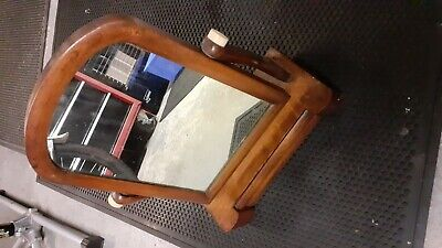 Antique dressing table mirror shabby chic