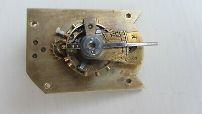 Used Clock Platform Escapement