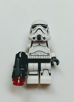 *NEW* from set 75078 Lego Star Wars scowl face Stormtrooper minifigure