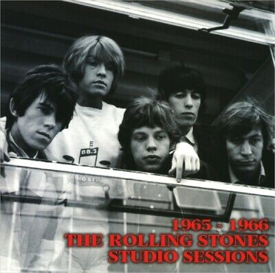 Rolling Stones Studio Sessions 1965-1966 The Rolling Stones 2CD