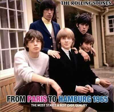Rolling Stones von Paris zu Hamburg 1965 The Rolling Stones 1CD