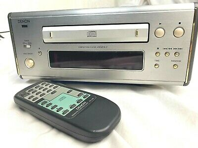 DENON DCD-6.5 CD PLAYER High End CD Player Separate. With Remote. FREE UK P&P