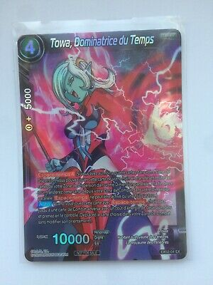 Ex02-04 Ex Carte Dragon Ball Super Card Game Francaises Promo