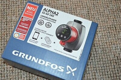Grundfos Alpha2 32-60 180 - Model E - 99291737 - Unused !!!!!