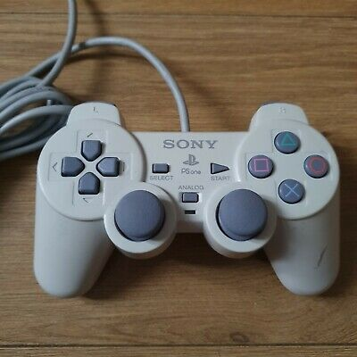 Official Sony Playstation PSONE Dual Shock Analogue Controller SCPH 110