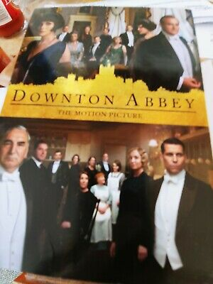 Downton abbey movie dvd 2019
