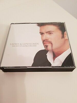 Ladies And Gentlemen The Best Of George Michael Double CD Album