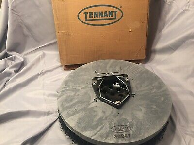 """Tennant 30241 Brush Assembly 16"""" Scrubber Disk OEM Part New"""