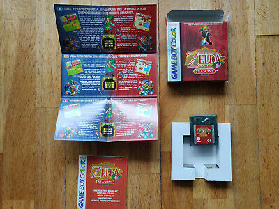 The Legend of Zelda Oracle Of Seasons - Nintendo GameBoy Color