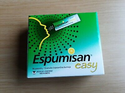 Espumisan Easy 125mg 14 Sachet| SAME DAY SHIPPING |