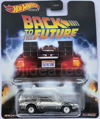 2020 Hot Wheels 1//64 Retro Entertainment Case Q DMC55-956Q 10 Cars